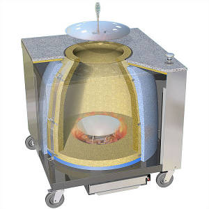 Electric Tandoor Oven For Home Use